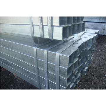 DPBD black Square Steel tube mild Steel
